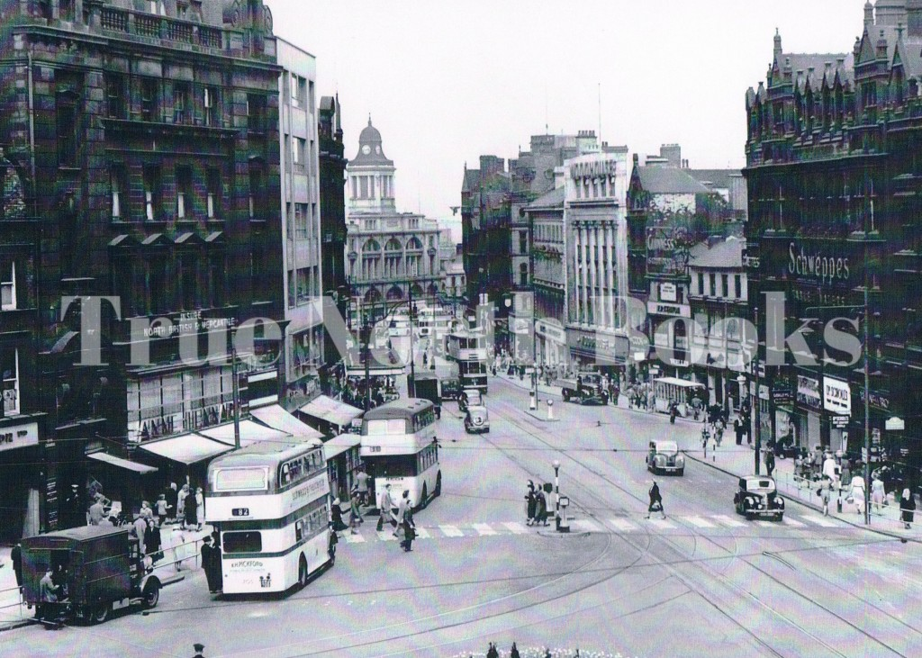 sheffield fargate in 1950s (1)