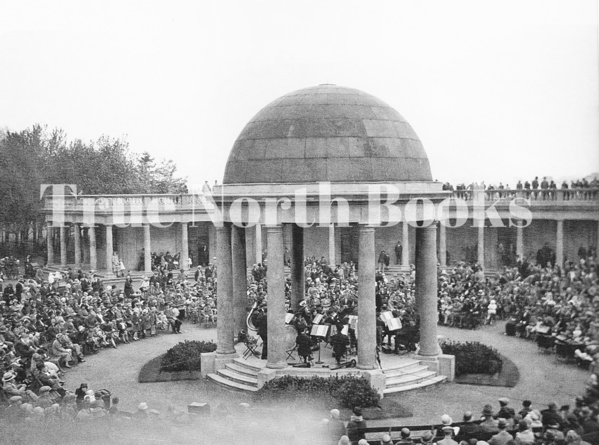 Norwich Bandstand and Pavillion