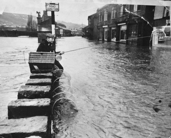 burnley road floods
