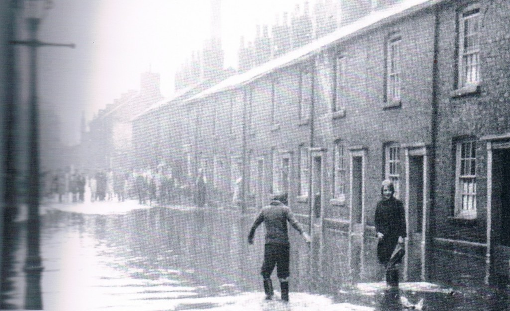 macclesfield flood