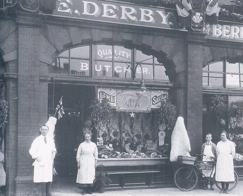 Bury Butchers