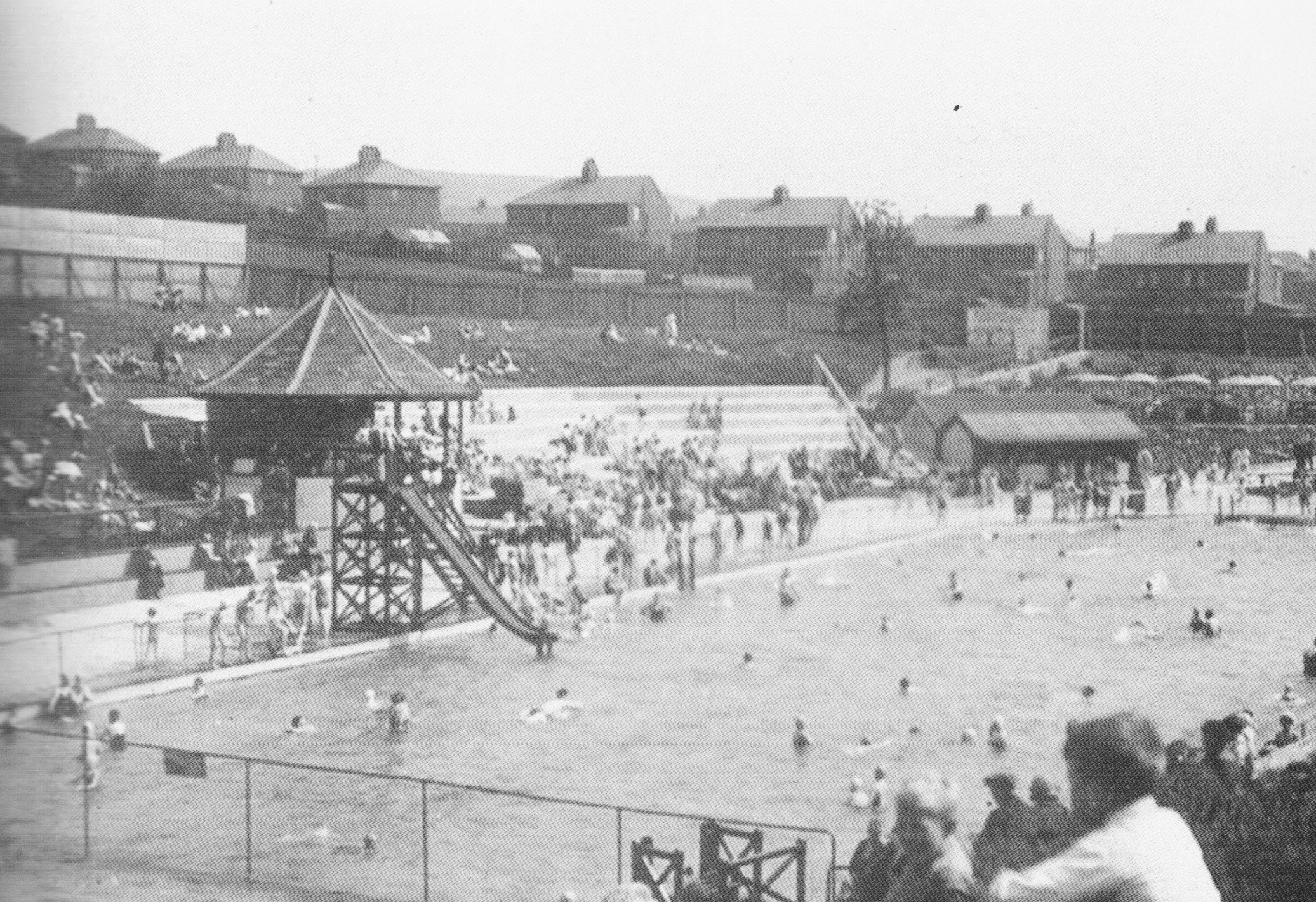 Lidos And Paddling Pools In The Good Old Days True North Books