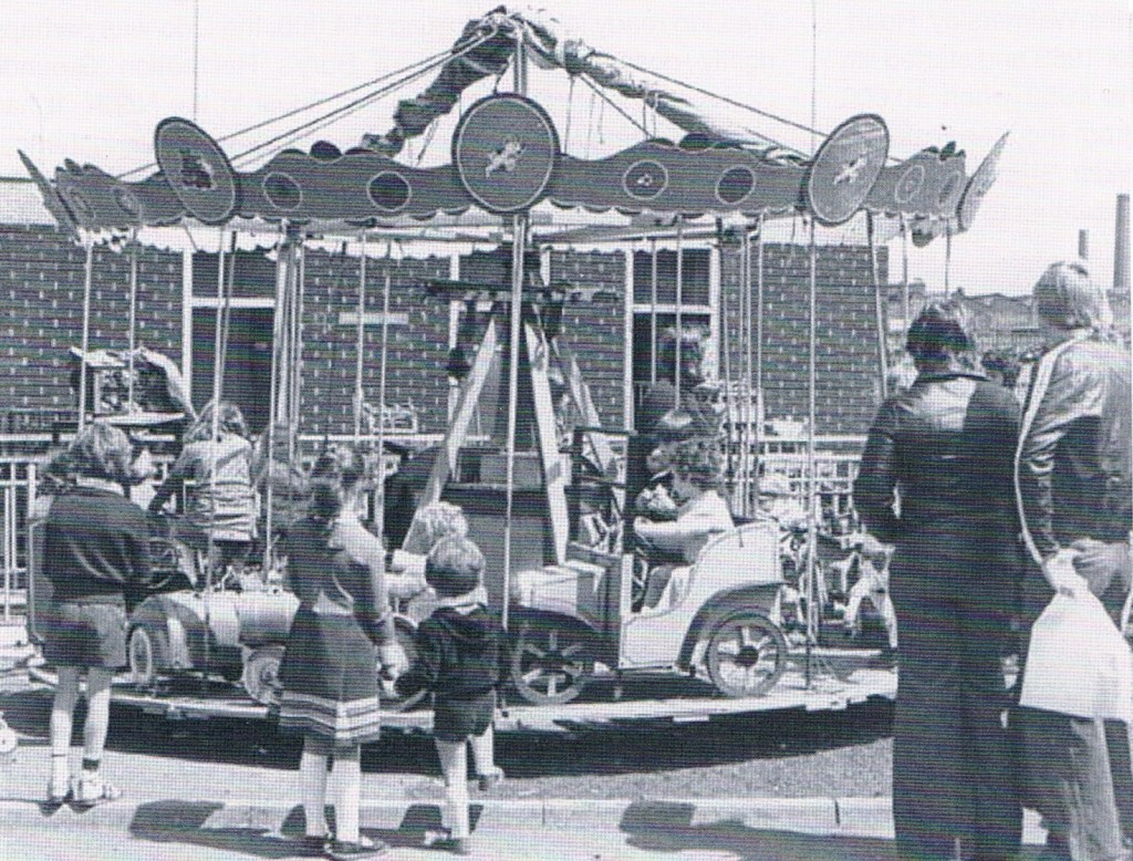 Bury Fair in the 60s